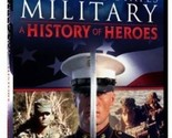 The United States Military: A History of Heroes (2-DVD) NEW, FREE SHIPPING!