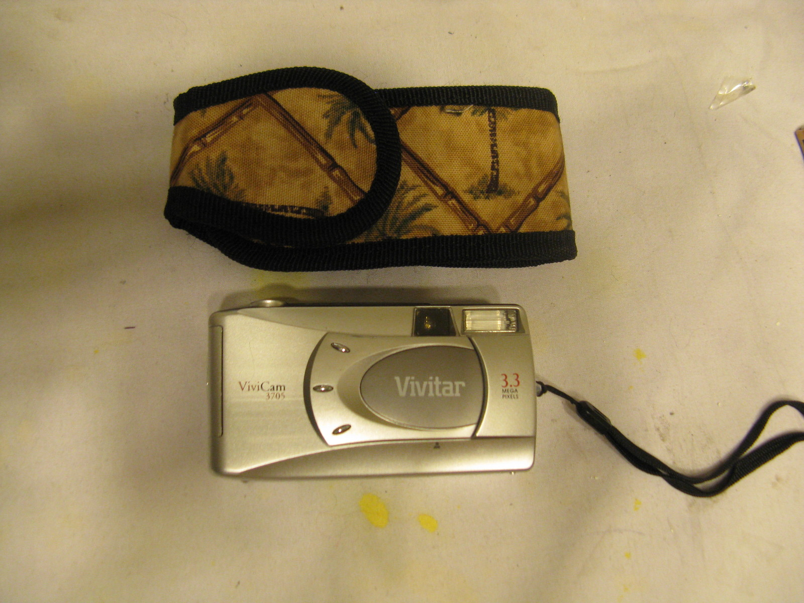 Primary image for Vivitar Vivicam 3705 Digital Camera