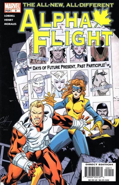 Alpha flight  09