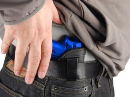 NEW Barsony Black Leather IWB Gun Holster for Astra, CZ Mini/Pocket 22 25 380 - $29.99