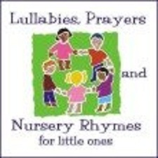 Lullabies prayers and nursery rhymes for little ones cd301  x