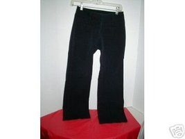 Black Stretch low/ride Express Pants sz. 1/2 - $5.00