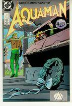 AQUAMAN #4 (1989 Series) NM! - $1.00
