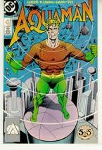 AQUAMAN #5 (1989 Series) NM! - $1.00