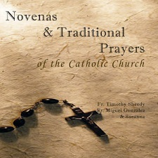 Novenas traditional prayers cd304  x