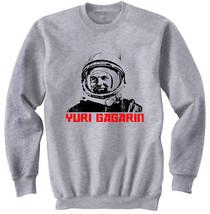 Yuri Gagarin    New Cotton Grey Sweatshirt  S M L Xl Xxl - $47.42