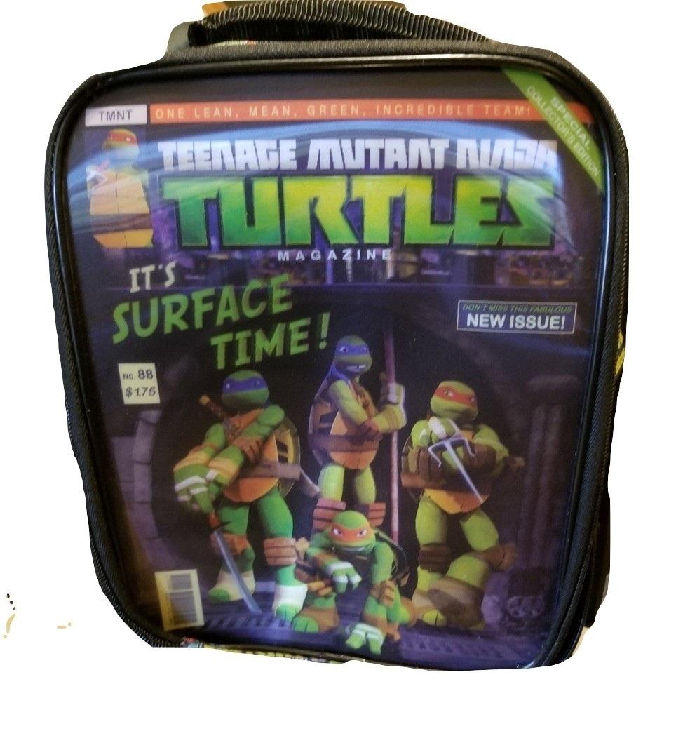 Teenage Mutant Ninja Turtles Lunch Box - $19.99