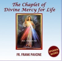 The chaplet of divine mercy for life   cd316 thumb200