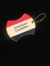 Vintage 70s American Tourister luggage tag (used) image 1