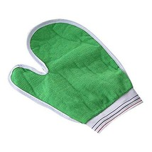 2 Pieces Bath Mitts Cleansing Scrubber Bath Gloves Exfoliating Gloves