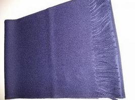 Blue scarf,shawl made of pure Babyalpaca wool  - ₨4,266.74 INR