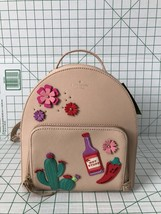 Kate Spade Cactus Tomi New Horizons Cashew (228) Leather Backpack WKRU5295 - ₨8,888.85 INR