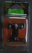 Halloween Lemax Spooky Town In the Stocks Figurine Village Accessory Ske... - $2.99