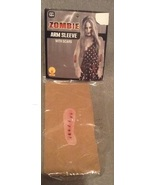 1 Halloween Costume Zombie Arm Sleeve With Scars Rubie's Costumes - $4.99