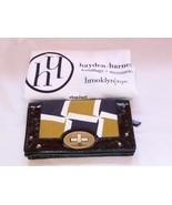 Hayden Harnett Margot Turnlock  Clutch Wallet New - $99.00