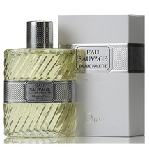 Eau Sauvage Cologne By Christian Dior for men Eau de Toilette 3.4 oz spray - $81.00