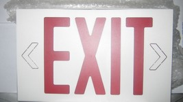 Exit sign - $9.90
