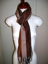 Silk scarf,shawl made of  Babyalpaca wool and Silk  - ₹5,830.96 INR