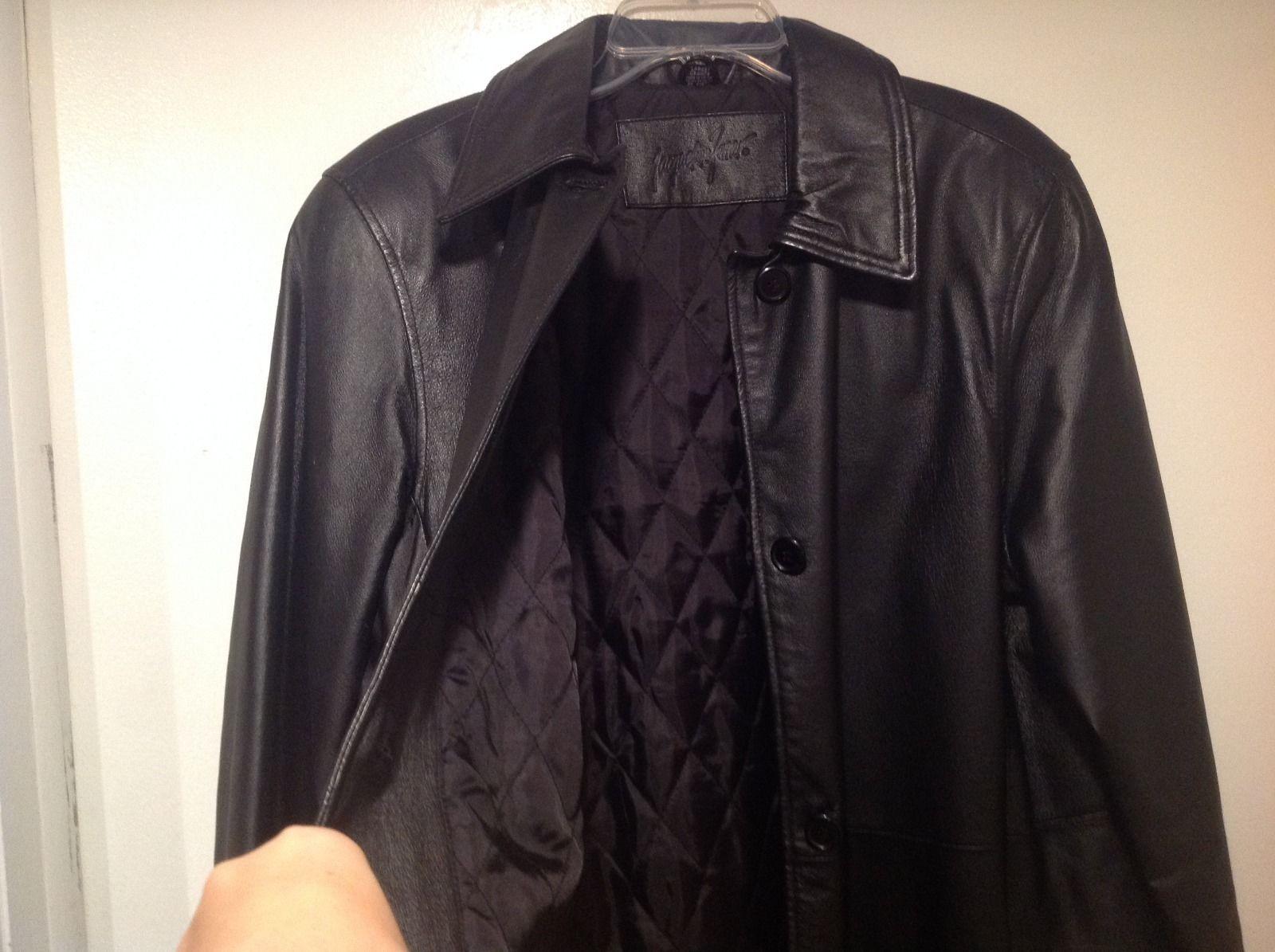Jacqueline ferrar leather jacket