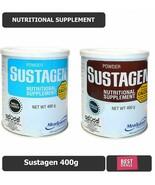 Sustagen Nutritional Supplement Vanilla or Chocolate Powder 400g Free Sh... - $32.77