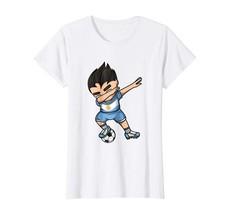 Dad Shirts - Dabbing Soccer Argentina Jersey Shirt - Argentinian Footbal... - $19.95+