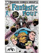 Fantastic Four Comic Book #253 Marvel Comics 1983 VERY FINE/NEAR MINT NE... - $4.99