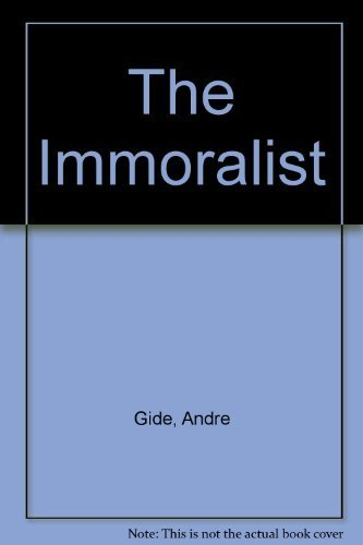 Home » Dead_Woodmedia's booth » The Immoralist [Paperback] [Jan 01 ...