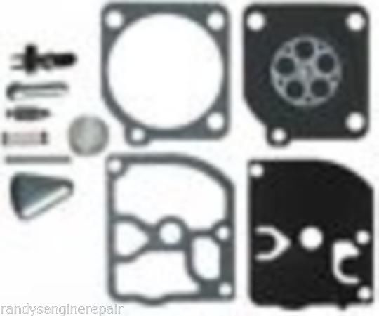 Zama RB-115 Carburetor Carb Repair Overhaul Rebuild Kit New Genuine OEM NEW