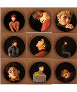 Kpop EXO For Life Badge Winter Special Brooch Chest Pin Gift Baekhyun Ch... - $0.99