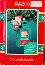 1995 'A Little Something Extra' Santa Enesco Exclusive - $19.80