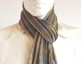 Light Scarf,mix of Babyalpaca wool and Silk fabric  - $81.90