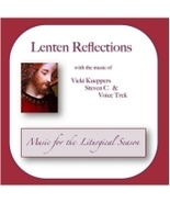 LENTEN REFLECTIONS by Vicki Kueppers - $22.95