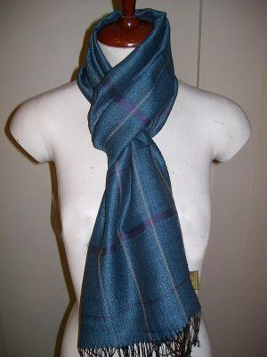 Primary image for Light Scarf, shawl of 70% Babyalpaca wool,30% Silk