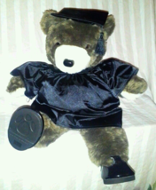 Build A Bear Brown Plush with Graduation outfit... - $13.00