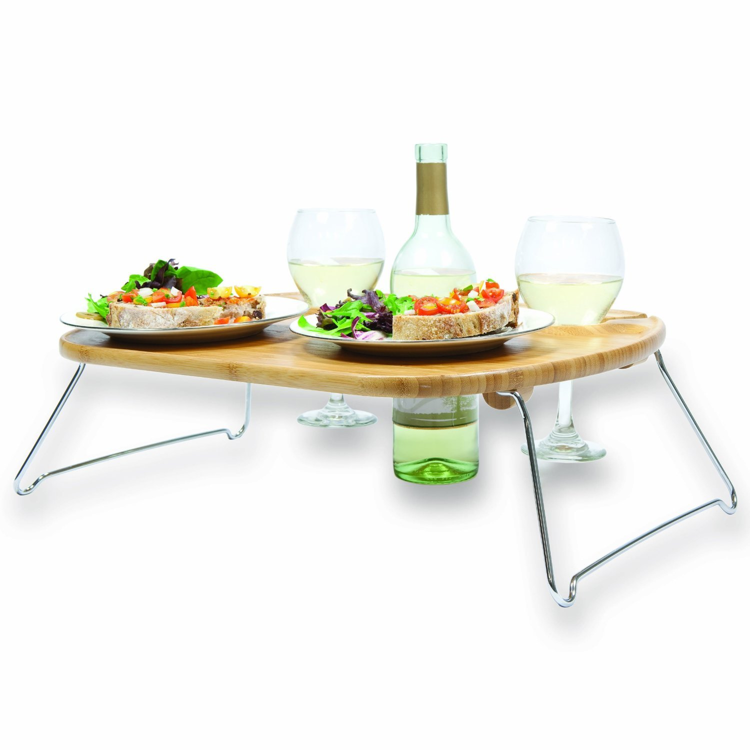 Mesamio Cheese Board and Table - Picnic Time 842-00-505