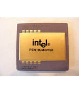 INTEL PENTIUM PRO CPU FOR GOLD RECOVERY PAYDIRT NUGGETS - €32,59 EUR