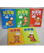 Foreign Garfield Comic Books by Jim Davis - $8.95