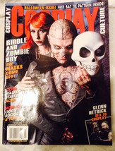 COSPLAY CULTURE Magazine Issue #23— HALLOWEEN 2015 ISSUE! Riddle & Zombie Boy