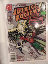 #6 Justice Society of America 1991 DC Comics B221 - $3.33