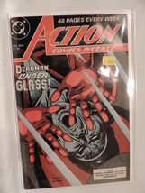 #605 Action Comics Weekly 1988  DC Comics C033 - $3.33