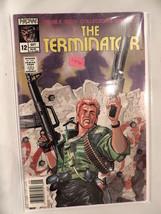 #12 The Terminator 1989 Now Comics C370 - $4.46