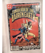 #3 Conqueror of the Barren Earth 1985 DC Comics A410 - $3.33