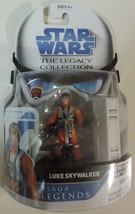 Star Wars The Legacy Collection Saga Legends Luke Skywalker action figur... - $18.00
