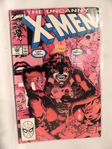 #260 The Uncanny X-Men 1990  Marvel Comics C842 - $3.33