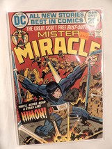 #9 Mister Miracle 1972  DC Comics B352 - $3.33