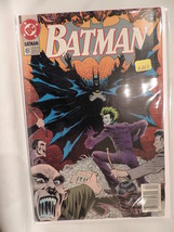 #491 Batman 1993 DC Comics A263 - $5.94