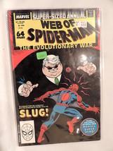 #4 Web of Spider-Man Annual 1988  Marvel Comics C281 - $3.33