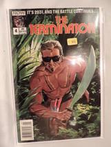 #4 The Terminator 1988 Now Comics C368 - $3.33