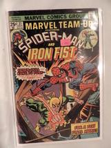 #31 Marvel Team Up Spider-Man Iron Fist 1975  Marvel Comics C215 - $5.94