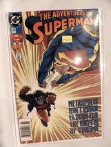 #506 The Adventures of Superman  1993  DC Comics C123 - $3.33